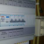 Meterkast stoppenkast