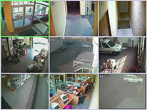Camerabewaking voor bedrijven